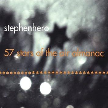 57 Stars of the Air Almanac