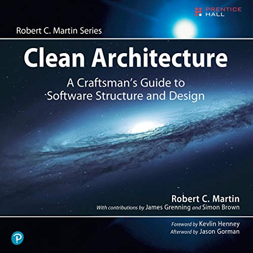 Clean Architecture cover art
