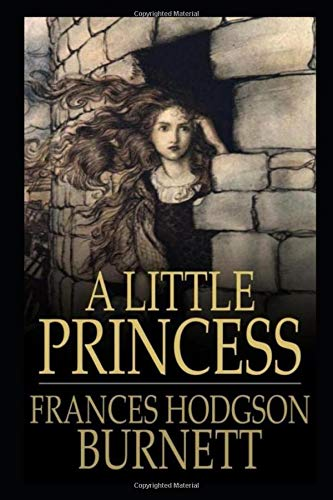A Little Princess By Frances Hodgson Burnett New Fully Annotated Edition