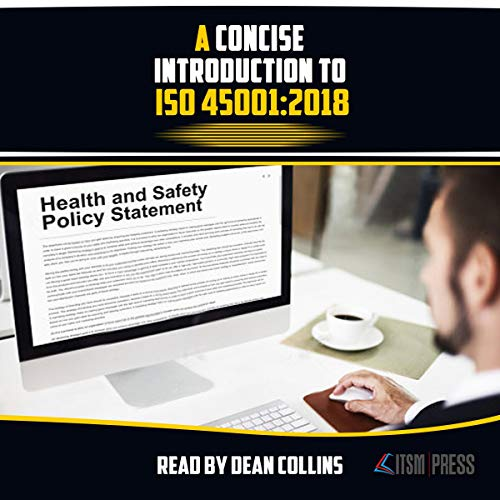 A Concise Introduction to ISO 45001:2018 Titelbild