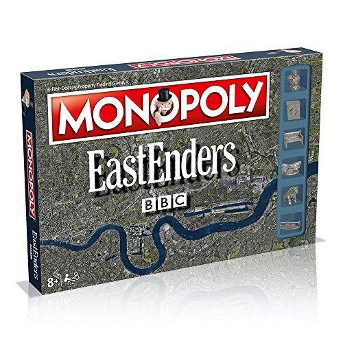 Monopoly Eastenders Board Game @ Amazon