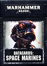 Datacards: Space Marines Warhammer 40000 (2017)