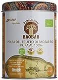 Aessere Baobab - Polpa del frutto di baobab, polvere, 150 gr