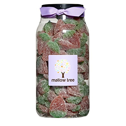 Photo of Mallow Tree Traditional Jellies Fizzy Strawberry in a Gourmet Pet Gift Jar 770 g