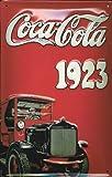 COCA COLA camión 1923 en relieve 3D del Metal de la vendimia Pub