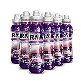 Bebida Isotónica Raw Super Drink Arándanos Açai 400 ml (Pack 12)