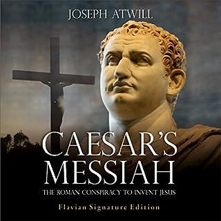 Caesar's Messiah audiobook cover art
