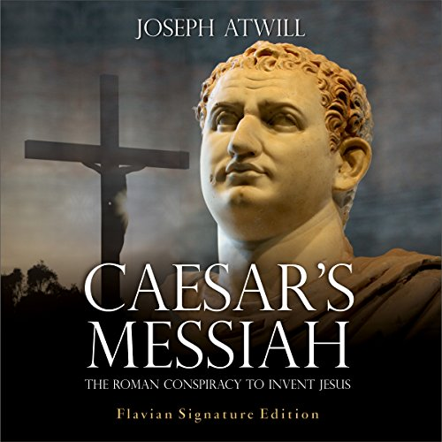 Caesar's Messiah audiobook cover art