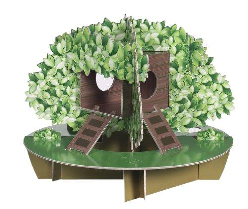 Habitrail OVO Tree House - Laberinto para hámster