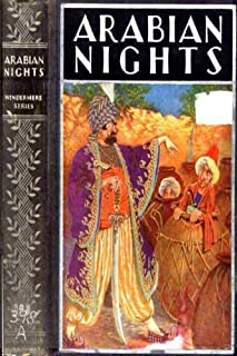 The Arabian Nights: Tales from a Thousand and One Nights: Premium Illustrated Edition