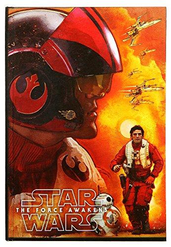 Star Wars Episode VII cahiers à spirale A5 (6)