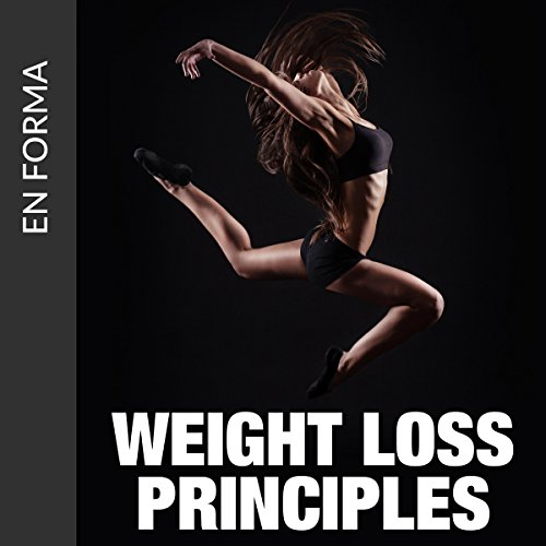 Weight Loss Principles audiobook cover art