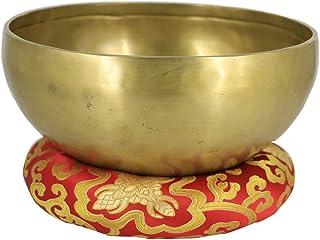 Buddha Sound Bowl Alms Bowl Yoga Home Decoration Buddhism Supply Chinese Tibetan Meditation Singing