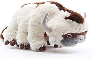 Moovi Set Soft Stuffed Animals Appa Avatar 20''(50cm) Momo 11''(28cm) Plush Figures for Kids Christmas New Year Gift Birthday Gift
