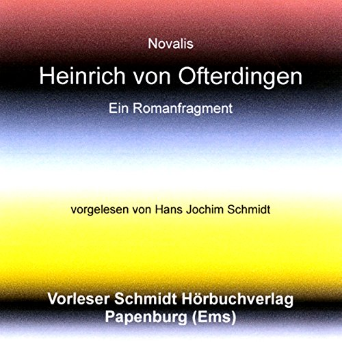 Heinrich von Ofterdingen audiobook cover art