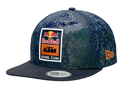 KTM Red Bull Racing Team Camo Flat Cap New Era 9Forty