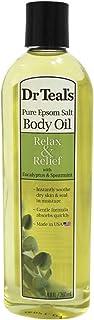 Dr. Teal's Bath Additive Eucalyptus Oil Eucalyptus Oil