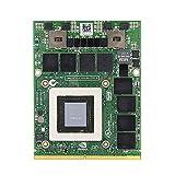 New 2GB Graphics Video Card GPU Replacement, for Dell Precision M6600 M6700 M6800 Mobile Workstation Laptop, NVIDIA Quadro K3000M GDDR5 N14E-Q1-A2, MXM VGA Board Repair Parts