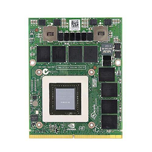 Ersatz-Grafikkarte für Dell Precision...