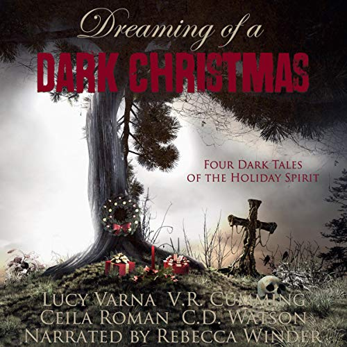 Dreaming of a Dark Christmas cover art