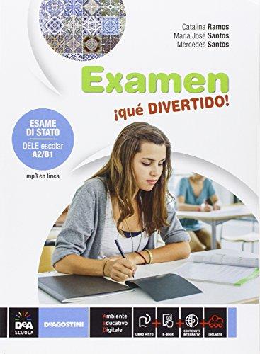 Esoanol. Examen i que Divertido! [Lingua spagnola]