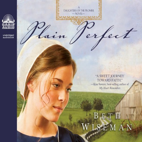 Plain Perfect audiobook cover art