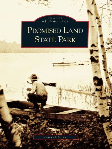 Front cover for the book Promised Land State Park by Peter Osborne