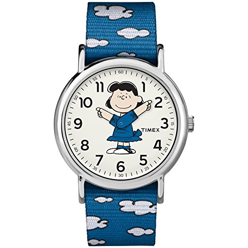 Timex Reloj Análogo clásico para Unisex Adultos de Cuarzo con Correa en Nailon TW2R41300