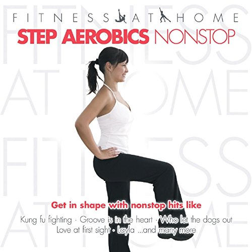 Fitness at Home: Step Aerobics Nonstop
