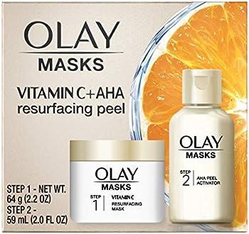 Olay Vitamin C Face Mask Kit, 0.47 Fl Oz