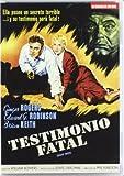 Testimonio Fatal (Tight Spot) [DVD]