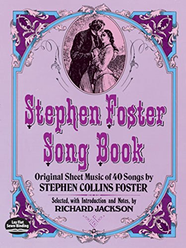Stephen Foster Song Book Vce (Dover Song Collections)