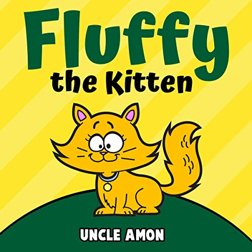 Fluffy the Kitten: Short Stories, Games, Jokes, and More! audiobook cover art
