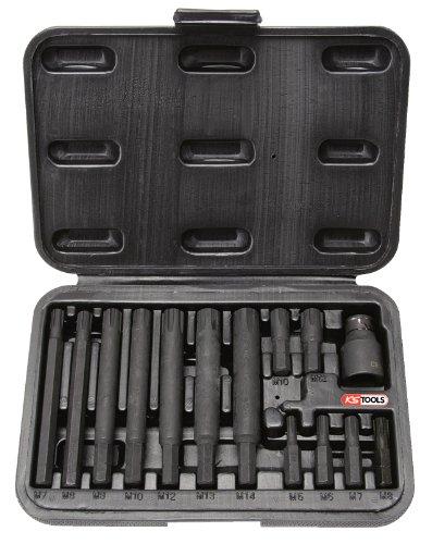 KS Tools 911.4306 - Poco CLÁSICO establece RIBE, 14pcs, 5/16'