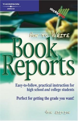 Image OfHow To Write Book Reports 4E