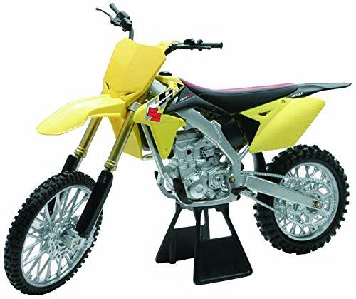 New Ray - 49473 - Véhicule Miniature - Modèles À L'échelle - Moto Suzuki RM-z 450 - Echelle 1/12