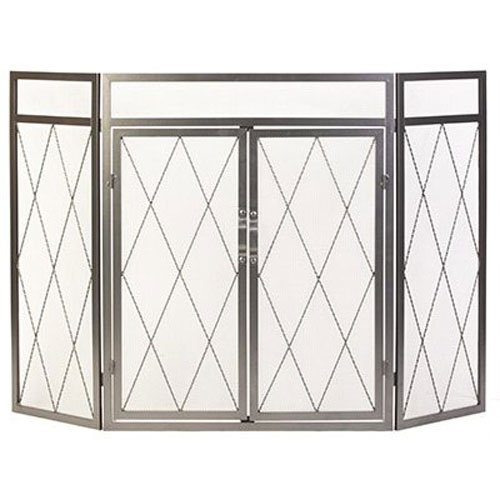 Panacea Products 151953Panel Iron Goth Screen