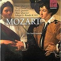 Mozart: Flute Quartets Nos. 1-4 / Oboe Quartet / Horn Quintet by Nash Ensemble (2009-07-28)
