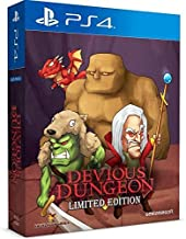 Devious Dungeon Limited Edition PS4