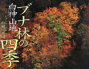 ブナ林の四季・白神山地 (そうえんしゃ・写真のえほん)