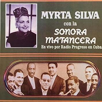 Mirta Silva Con la Sonora Matancera