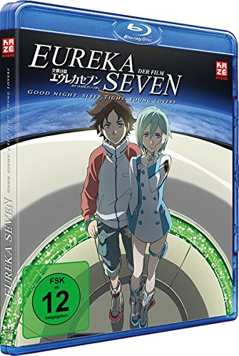 Eureka Seven: Good Night, Sleep Tight, Young Lovers - The Movie - [Blu-ray]