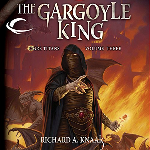 The Gargoyle King audiobook cover art