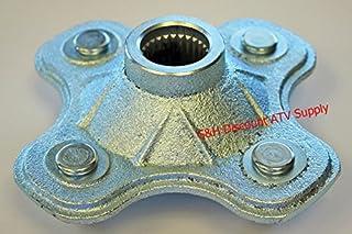 replaces 2HR-253830100 QUALITY Left Right Rear Wheel Hub for 1993-2002 Yamaha YFM 400 Kodiak