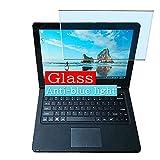 VacFun Filtro Luz Azul Vidrio Templado Protector de Pantalla, compatible con VOYO WinPad A1 Plus 11.6' Visible Area Cristal Screen Protector(cobertura no completa)