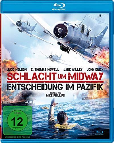 Schlacht um Midway - Entscheidung im Pazifik (uncut) [Blu-ray]