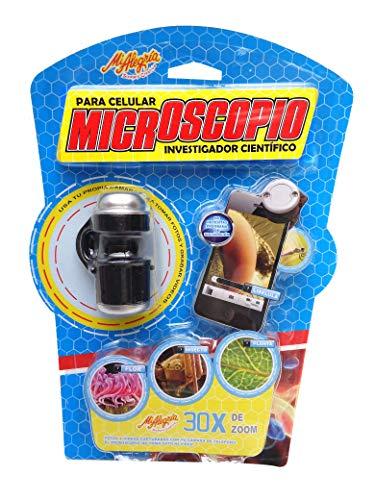 microscopio para movil fabricante Mi Alegria