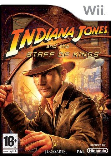Indiana Jones and the Staff of Kings (Wii) [Importación inglesa]