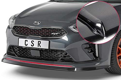 CSR-Automotive Cup-Spoilerlippe Kompatibel mit/Ersatz für Kia Ceed (CD) GT CSL422-C