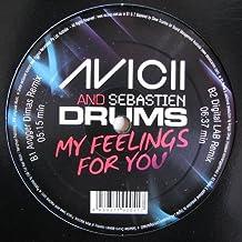 Avicii & Sebastien Drums - My Feelings For You - Superstar Recordings - Super 4066